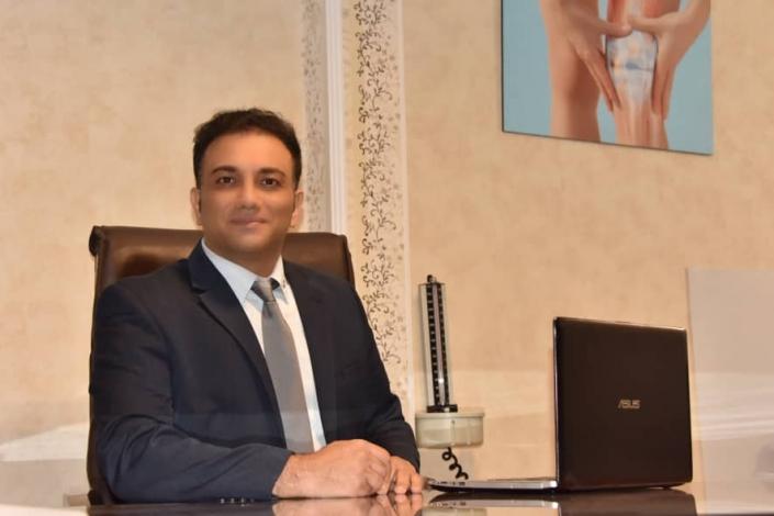 متخصص ارتوپدی و جراح تعویض مفصل دکترحسین حاجی تقی