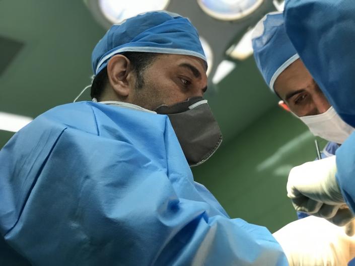 فوق تخصص ارتوپد و جراح تعویض مفصل در تهران